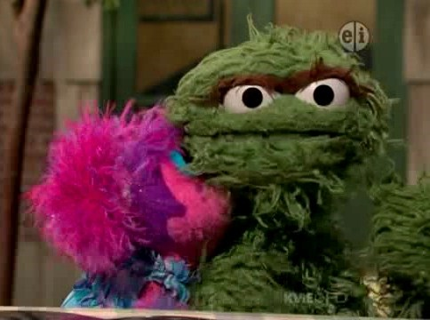 Weekly Muppet Wednesdays Oscar The Grouch