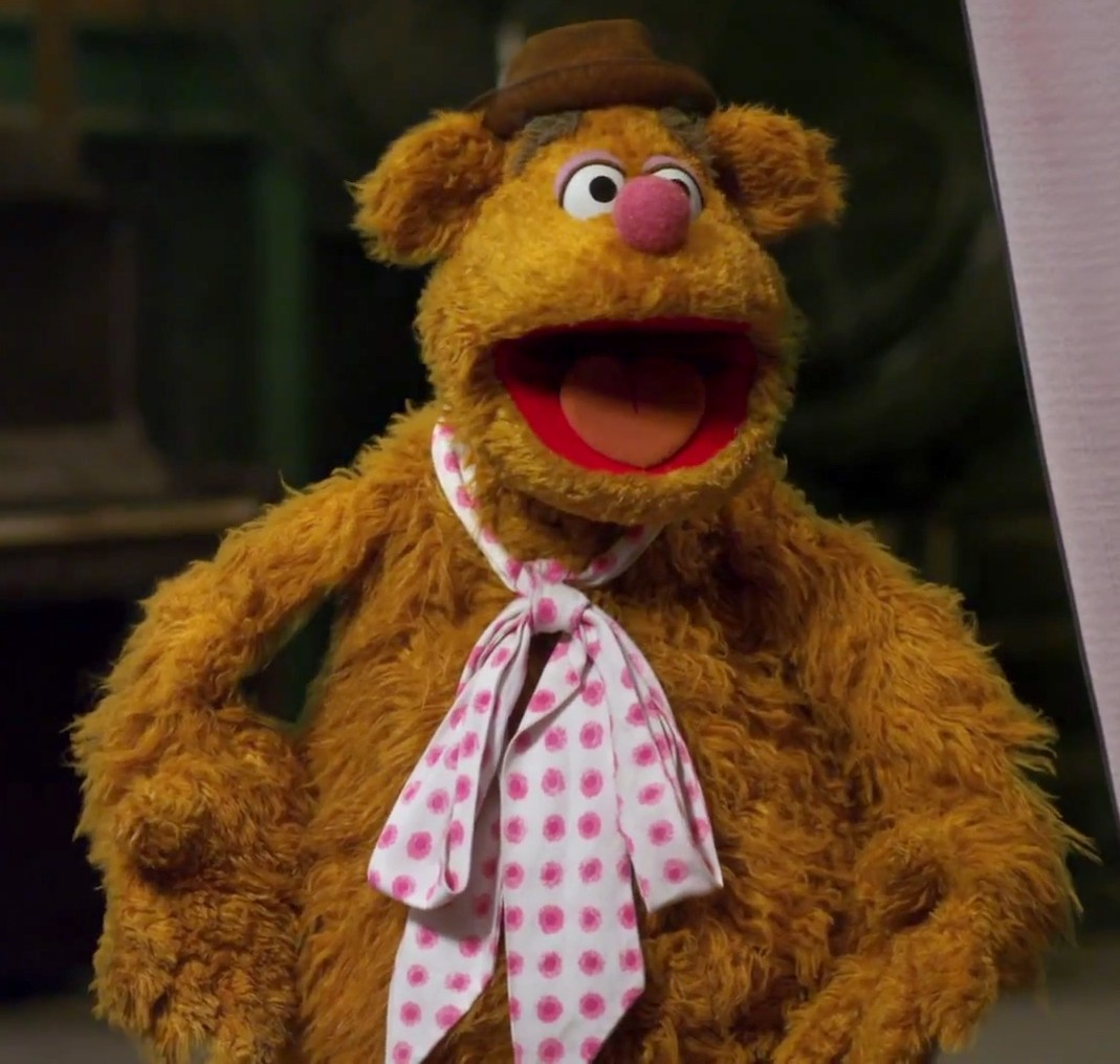 Weekly Muppet Wednesdays: Fozzie Bear