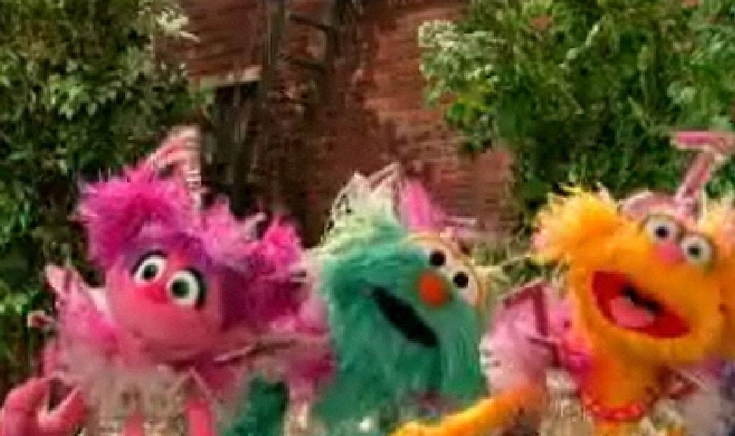 Sesame Street Saturdays Season 40 Week 7 on rosita puppet