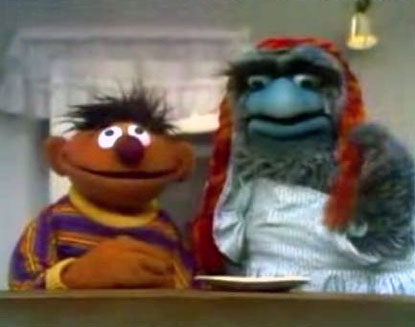 Weekly Muppet Wednesdays: Beautiful Day Monster | The ...