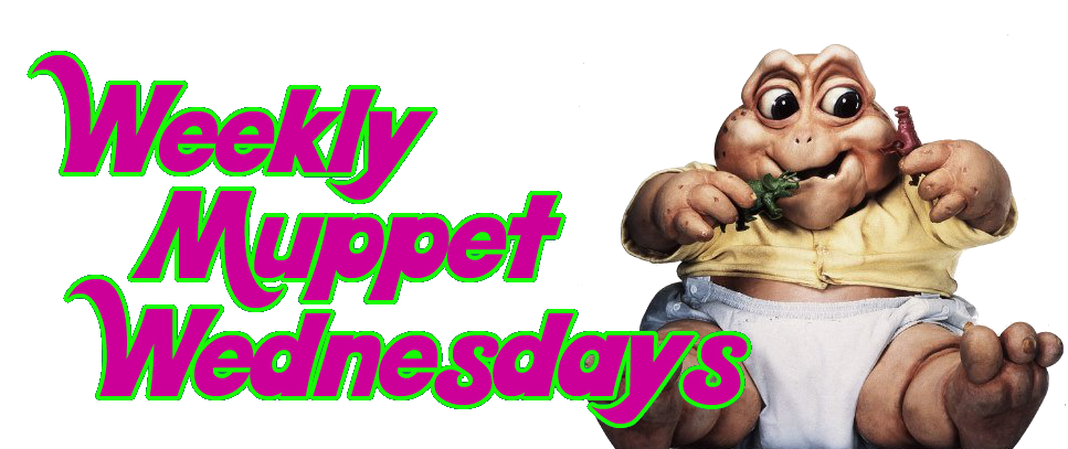 Weekly Muppet Wednesdays Baby Sinclair The Muppet Mindset