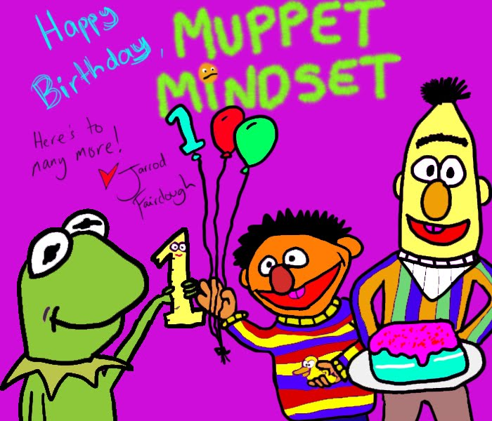Birthday Wishes For The Muppet Mindset – Muppet Birthday Card