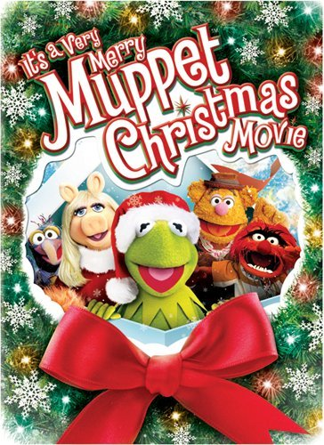 It's a Very Merry Muppet Christmas Movie 2010 DVD Review | The ...