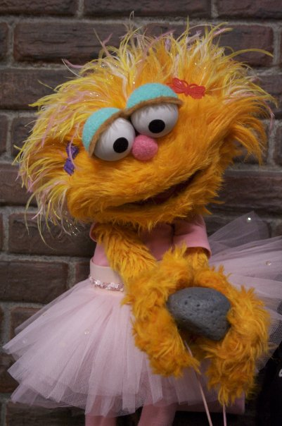 Pbs Kids   Sesame Street as well 5 Tips For Managing Bloggers For Hire And Other Freelancers From The Gang On Sesame Street further 8510622 Tizzy Over Lizzie besides Muppets who grow eyelids further Weekly Muppet Wednesdays Zoe. on rosita puppet