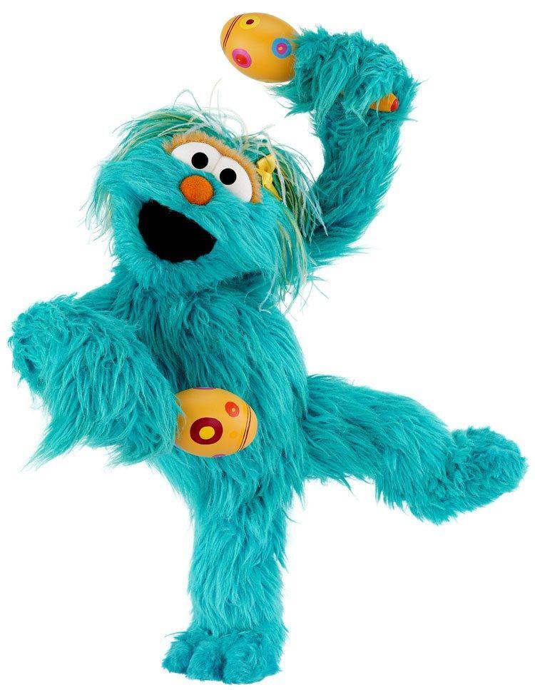 Weekly Muppet Wednesdays: Rosita | The Muppet Mindset