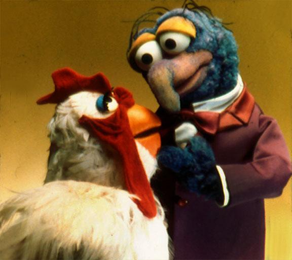 Muppets Gonzo Weekly Muppet W...