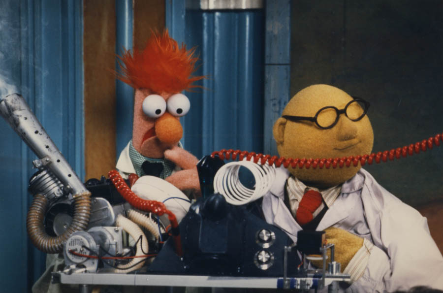 Kind of weekly muppet quotes spotlight bunsen and - Beaker muppets quotes ...