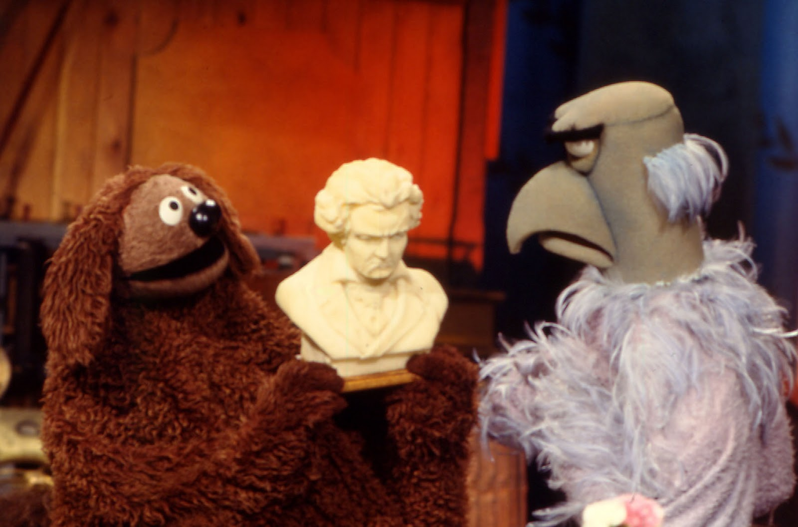 (Kind of) Weekly Muppet Quotes Spotlight: Sam the Eagle ...