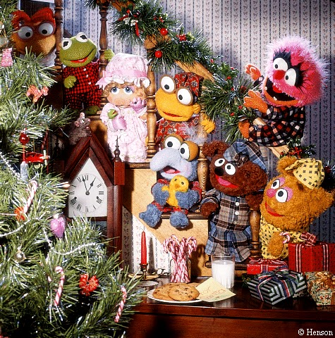 Muppet Christmas.Twelve Favorite Muppet Christmas Songs The Muppet Mindset
