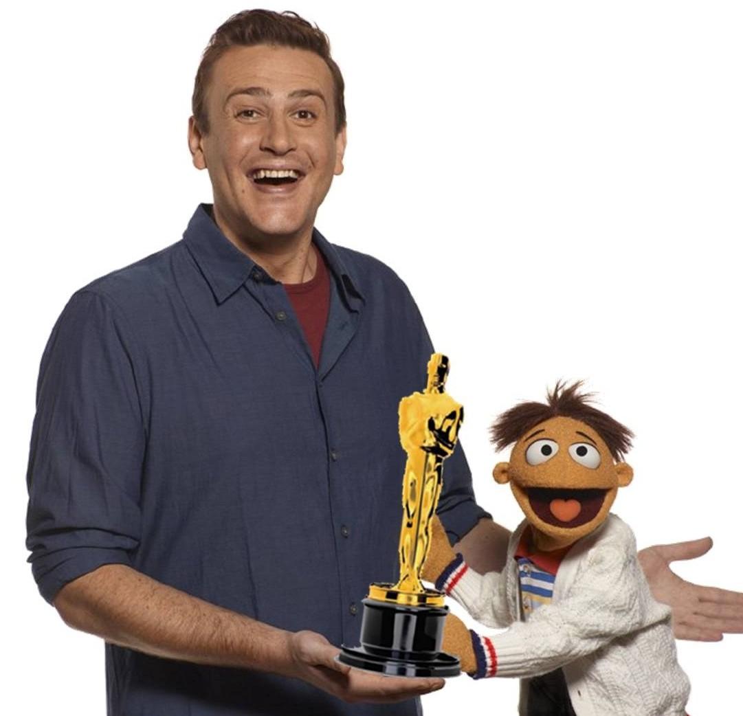 "Jason Segel: ""Man Or Muppet"" Nominated For An Academy Award!"