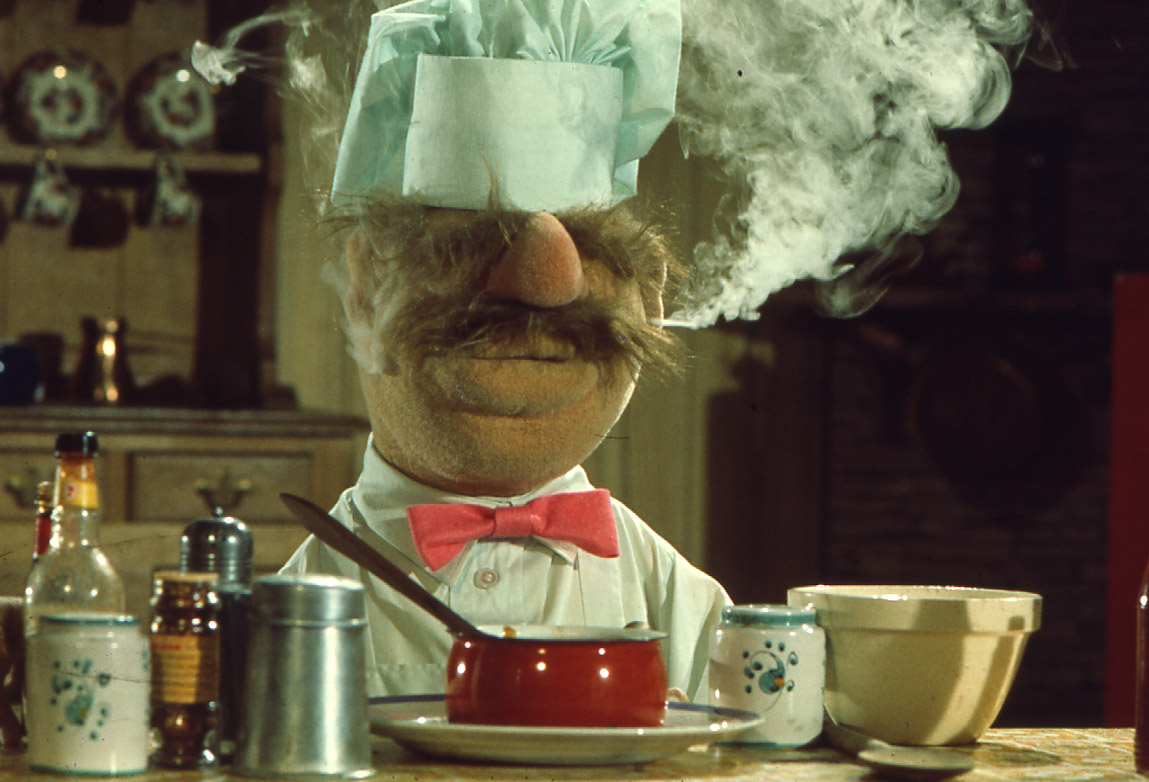 Weekly Muppet Wednesdays The Swedish Chef The Muppet