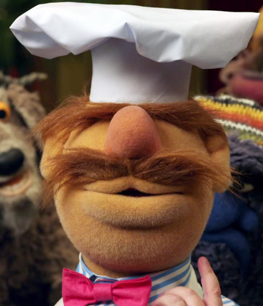 what is the name of the chef on the muppets
