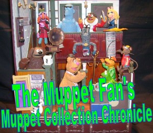 Muppet Fan's Muppet Collection Chronicle: Kyle Mahoney