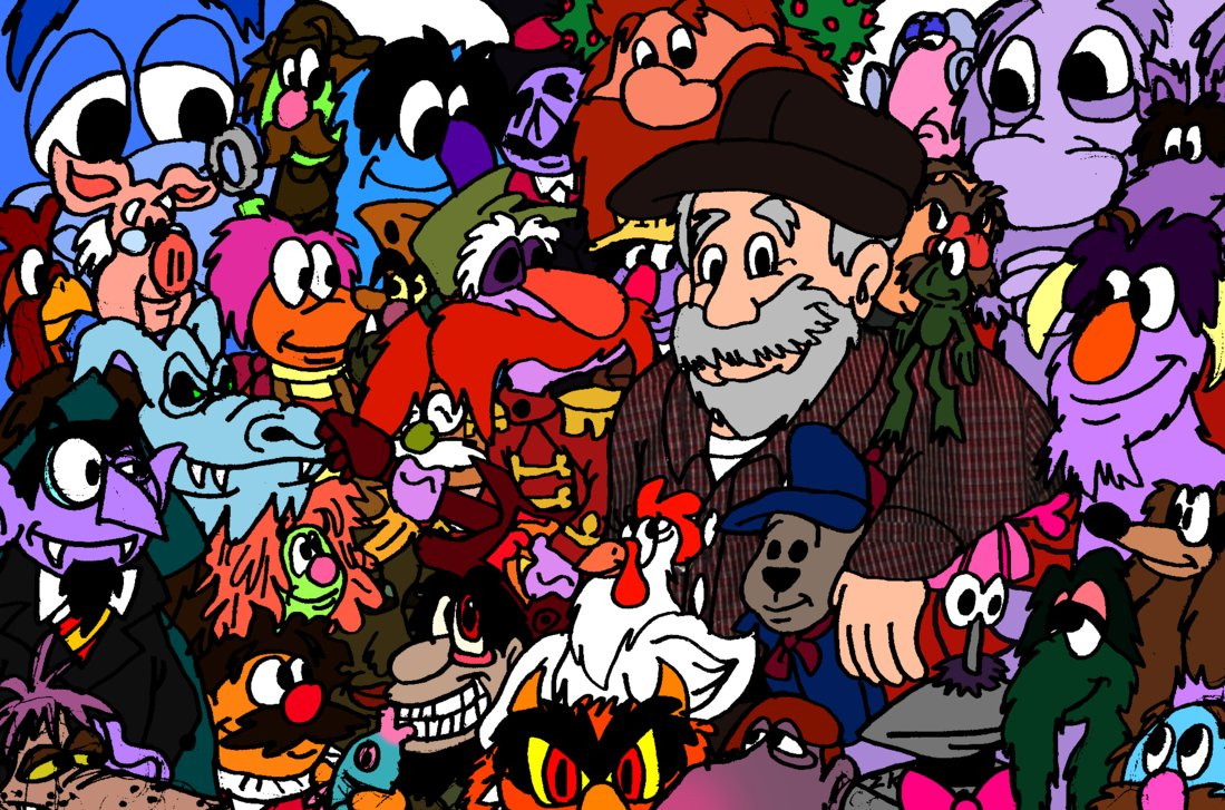 Remembering Jerry Nelson, Part 3 | The Muppet Mindset