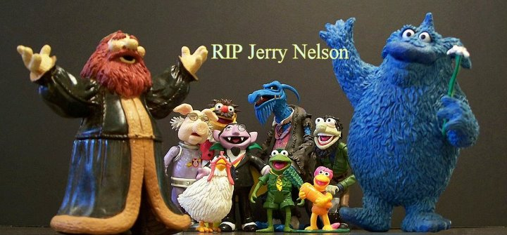 Remembering Jerry Nelson, Part 1 | The Muppet Mindset