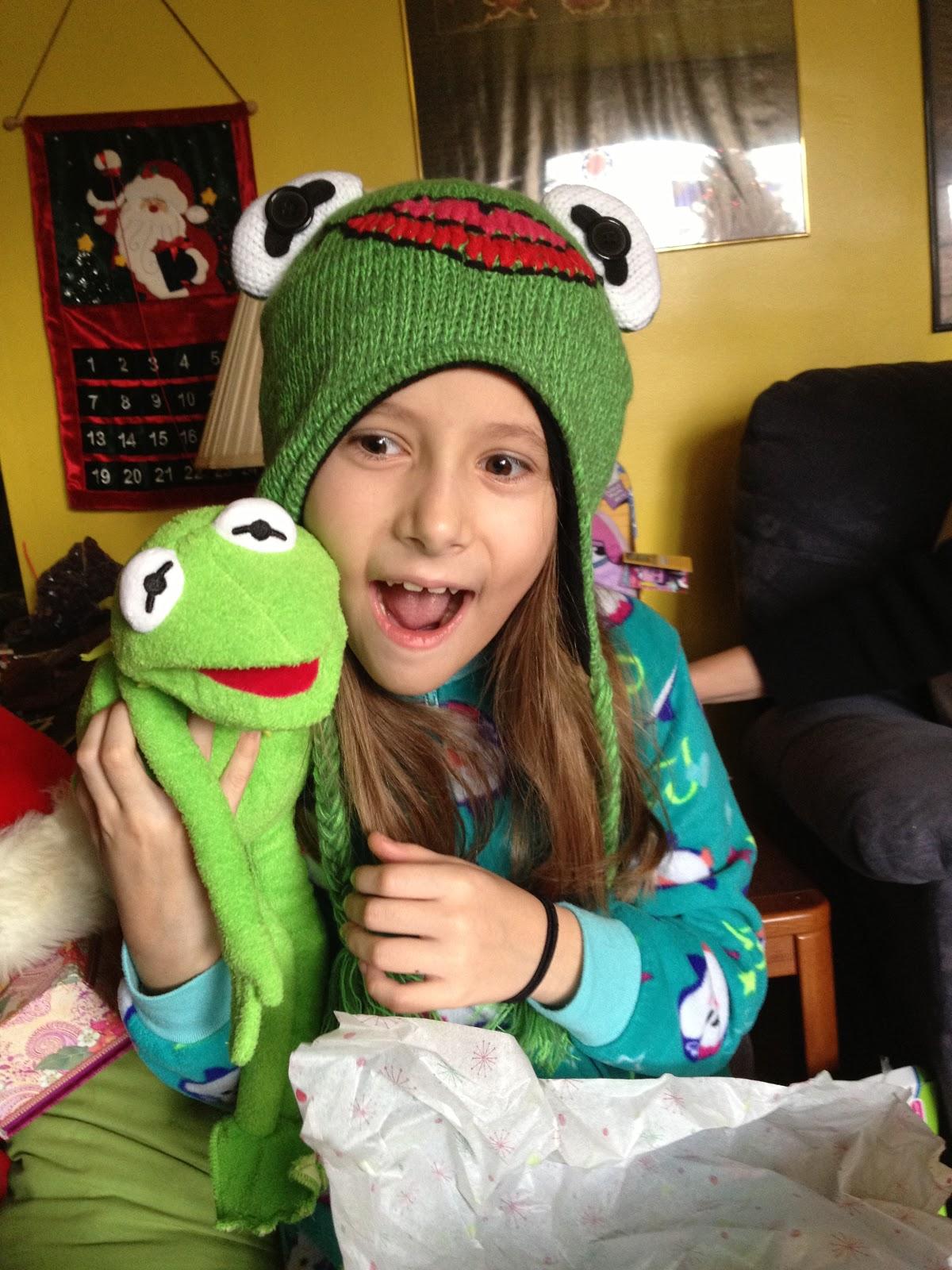 Ebe Xmas Kermit Alexander Wife