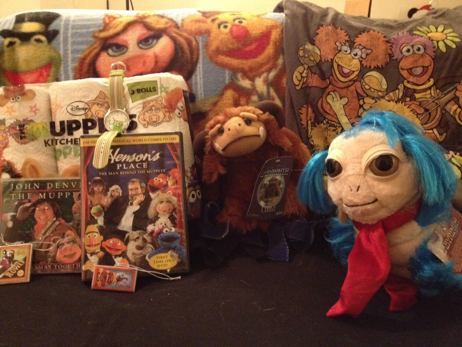 What Muppet Fans Got for Christmas – 2012, Part 2 | The Muppet Mindset