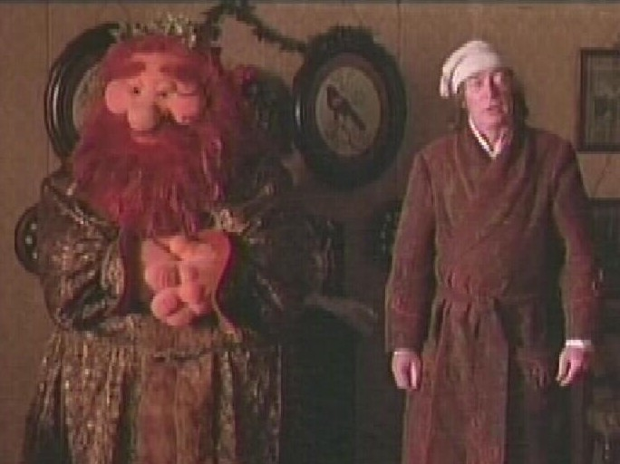 Christmas Weekly Muppet Wednesdays: Ghost of Christmas Present ...