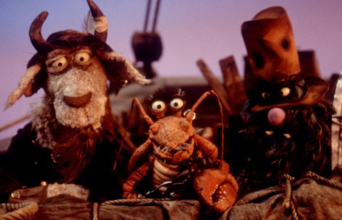 Muppet Retro Reviews – Muppet Sing Alongs: Muppet Treasure Island | The Muppet Mindset