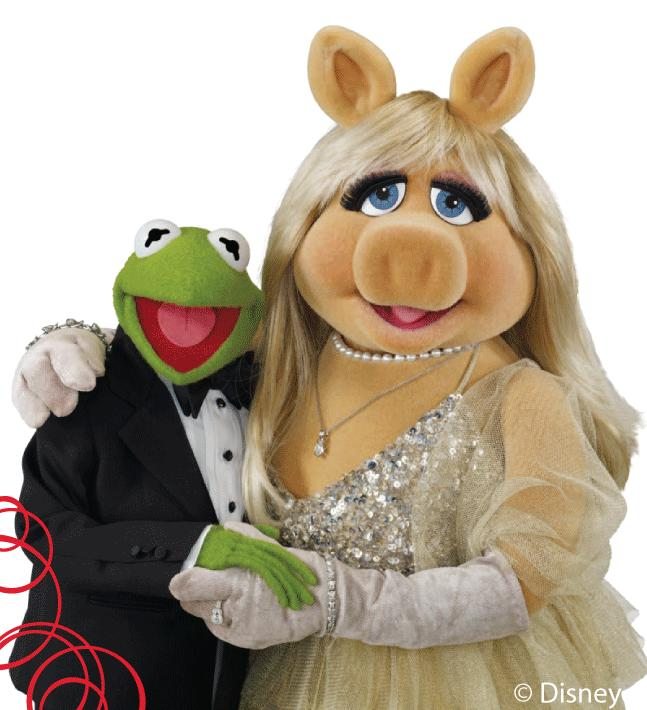 Miss Piggy's Best Valentine's Day Ever