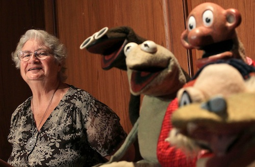 Jim Hensen Muppet Characters Donated To Smithsonian