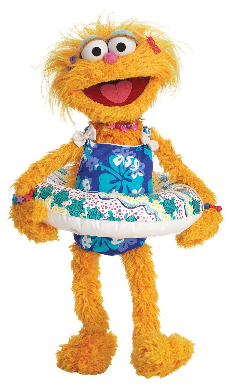Sesame Street Summer F...