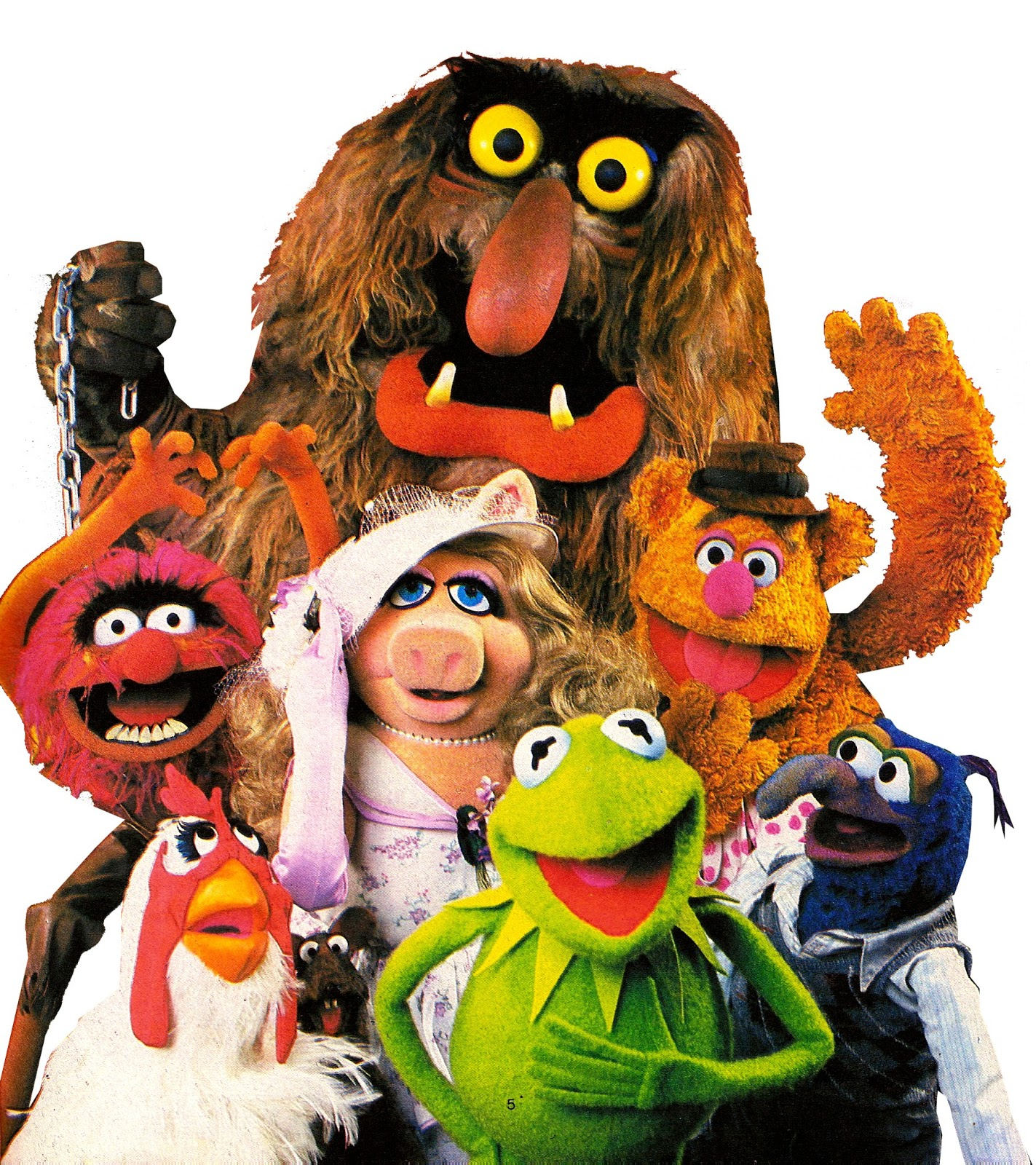 the great muppet survey � john wessner the muppet mindset