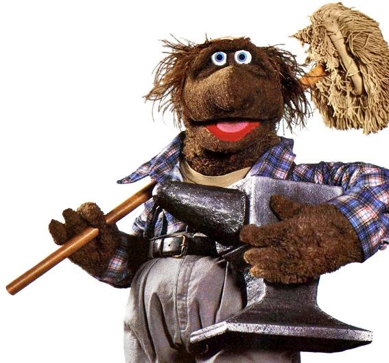 Interview with Legendary Muppet Performer Dave Goelz, Part ... Beauregard Electric