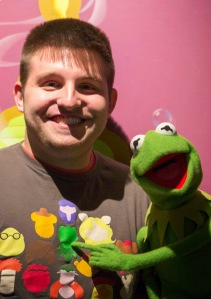 Me and Kermit