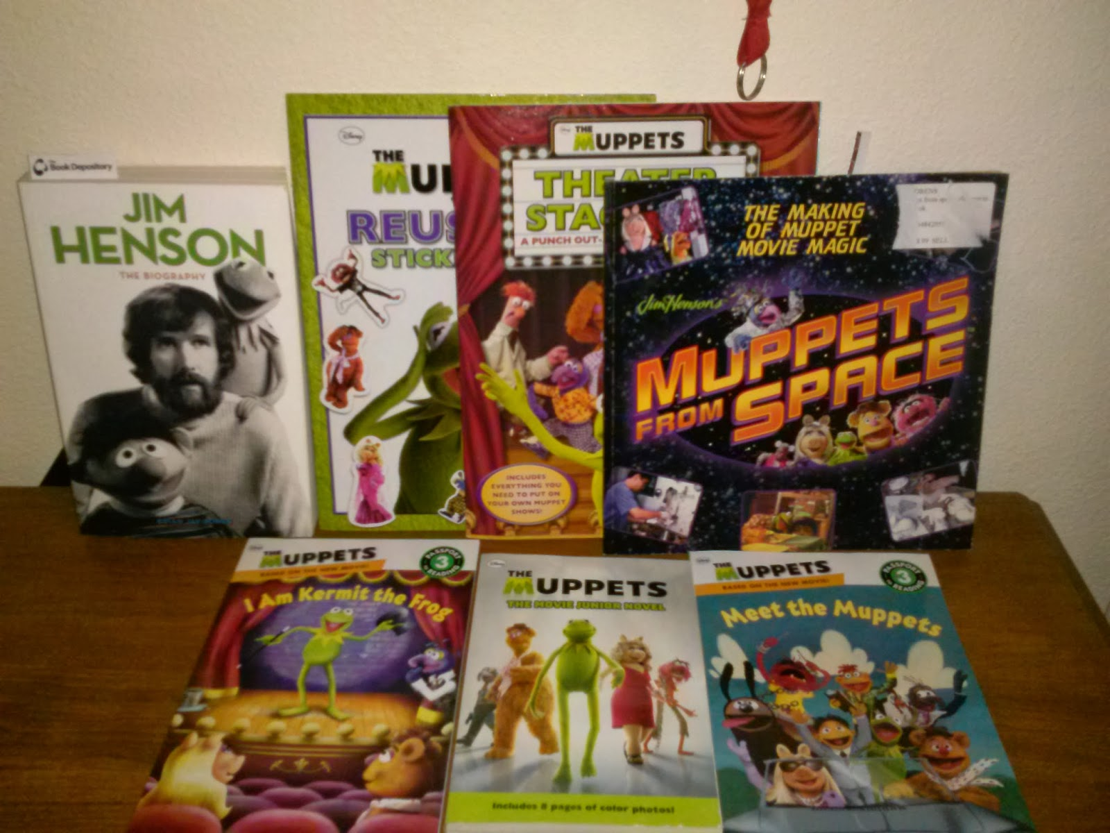 Muppet Fan S Muppet Collection Chronicle Dre Sayas The