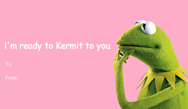 So Weu0027re Proud To Present The Perfect Cards For The Muppet Fans In Your  Life This Valentineu0027s Day!
