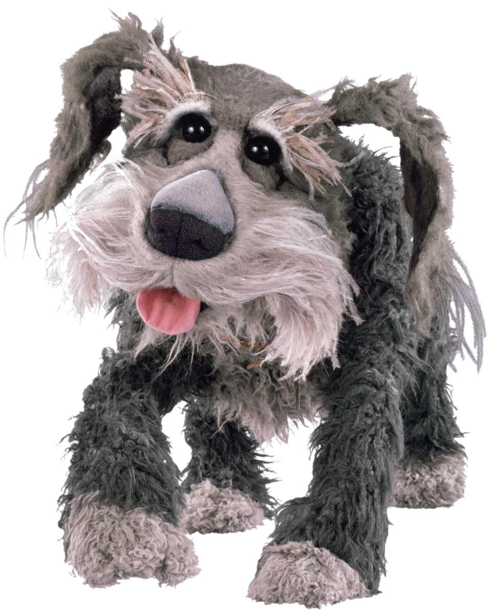 Weekly Muppet Wednesdays: Sprocket