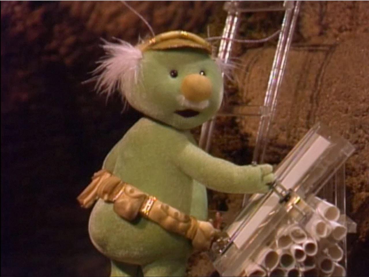 Weekly Muppet Wednesdays: Architect Doozer | The Muppet ...