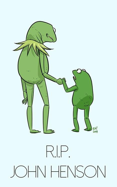 remembering john henson the muppet mindset