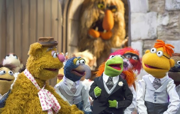 MUPPETS MOST WANTED Film Review | The Muppet Mindset