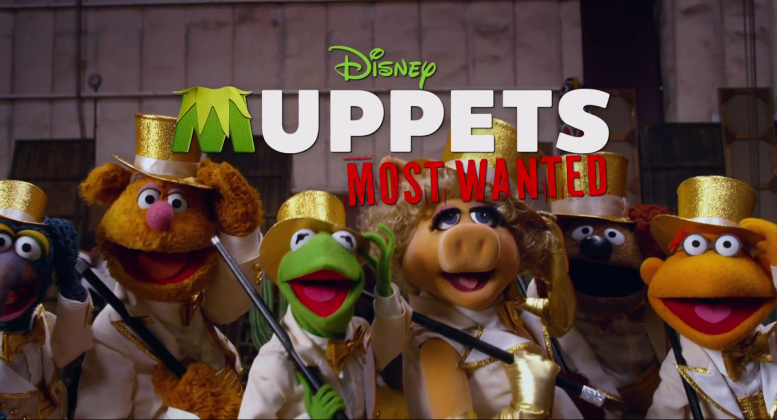 MUPPETS MOST WANTED Film Review   The Muppet Mindset