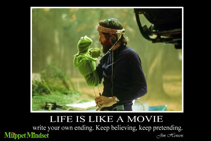 Jim Henson Motivational Posters The Muppet Mindset