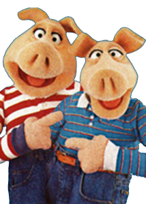 Andy & Randy