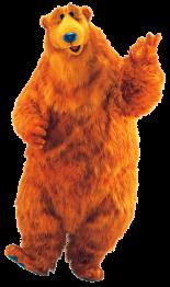 Weekly Muppet Wednesdays: Bear