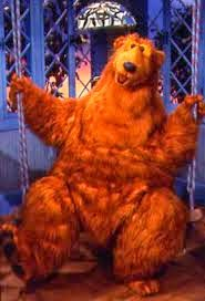 Weekly Muppet Wednesdays: Bear