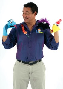 Noel puppets