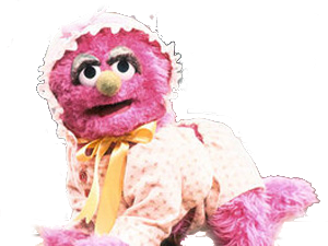 Weekly Muppet Wednesdays Baby Natasha