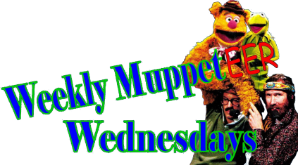 Weekly Muppeteer Wednesdays