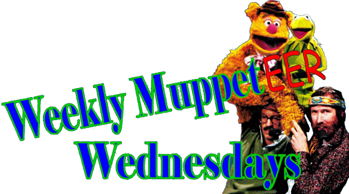 Weekly Muppeteer Wednesdays