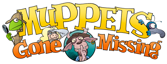Muppets Gone Missing logo-p190h9d8gg9jlcrs1s5ktffetc