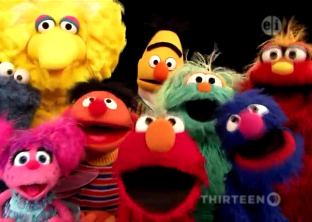 ... letter and number of the day dance breaks hosted by elmo and the count