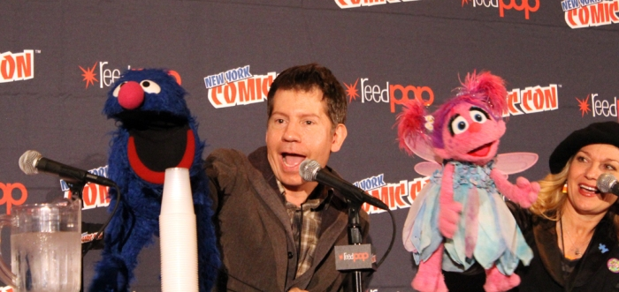 Eric Leslie ComicCon