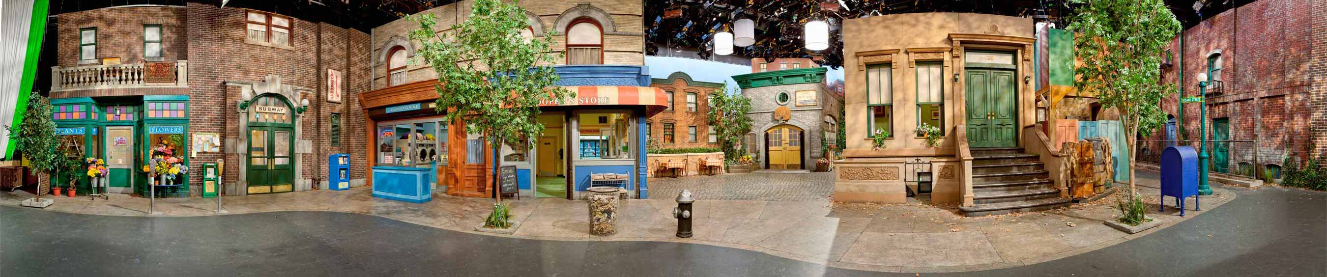 Image result for sesame street set