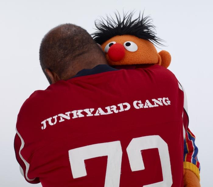 Louis and Ernie