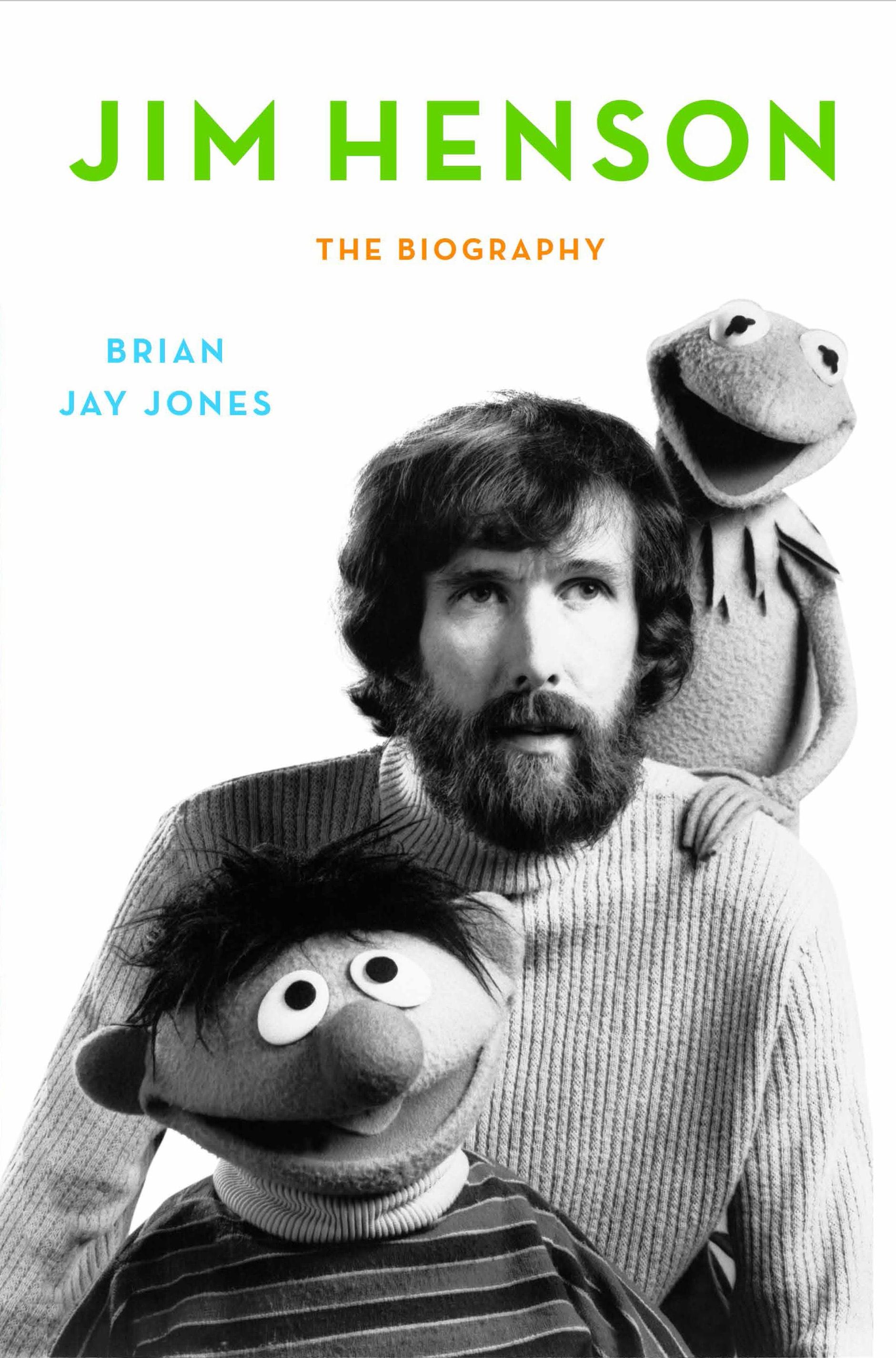 Jimhenson Biographycover